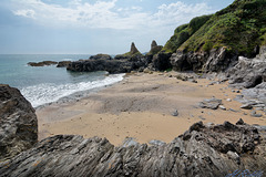 Peartree Cove and The Pinnacles
