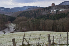 Le château du Fleckenstein