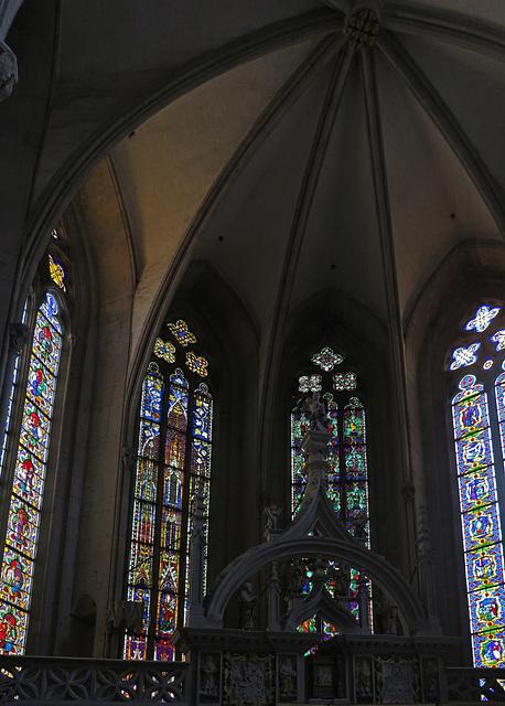 Fenster im Ostchor