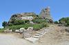 Rhodes, The Asklipeiou Castle