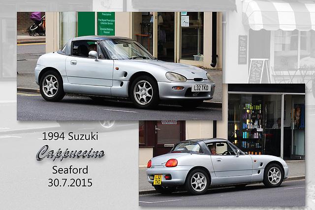 1994 Suzuki Cappuccino - Seaford - 30.7.2015