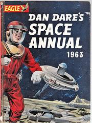 My Dan Dare's Space Annual...