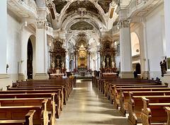 Benediktinerstift Beuron, Klosterkirche (PiPs)