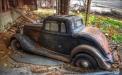 Long term parking....
