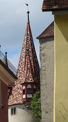 Der Diebsturm in Lindau
