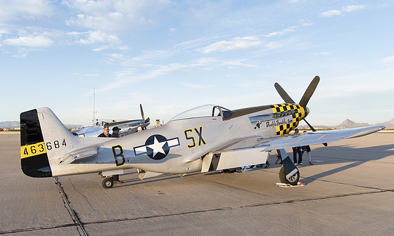 North American P-51D Mustang N7TF