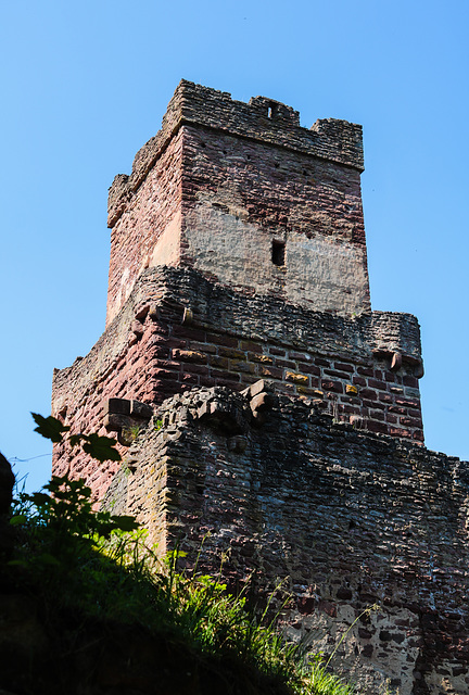 The Castle of Freudenberg/Main