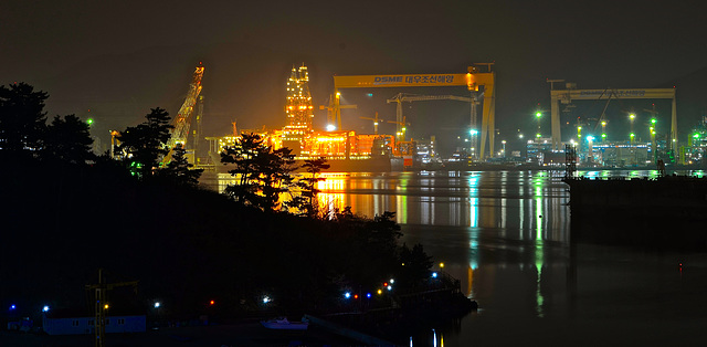 DSME at night