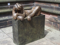 Ark at Chester Cathedral.
