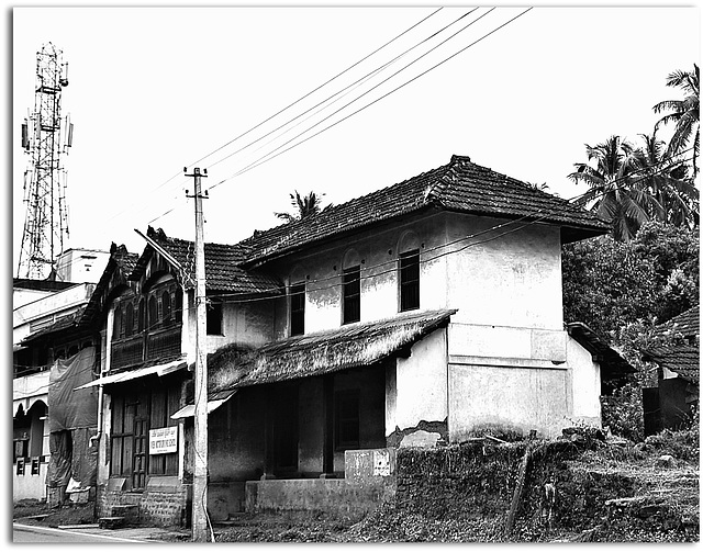 Nayak residence