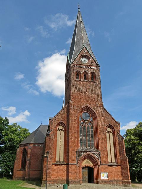 Stadtkirche von Malchow