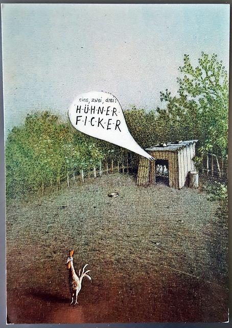 Michael Sowa: HühnerFicker