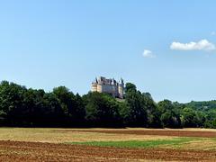 Beaumont-du-Périgord - Château de Bannes