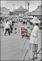 Plärrer: Ein farbenfrohes Volksfest! - A colorful festival!  (◕‿-)