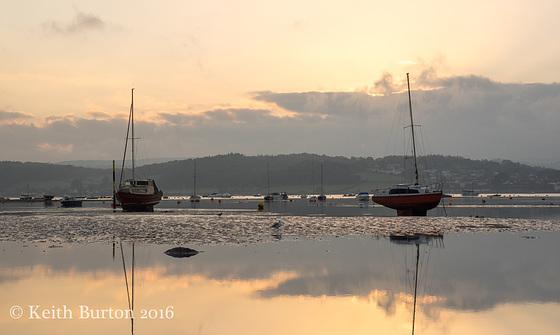 Sunset on the Estuary (2)