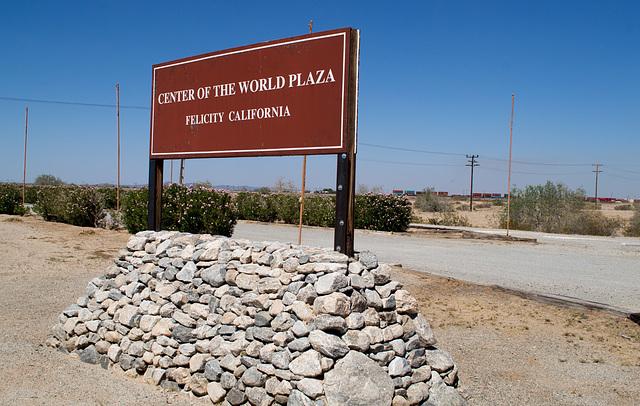 Felicity CA Center of the World (# 0601)