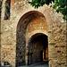 Castle gate, Buitrago de Lozoya.