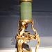 Microscope in the Metropolitan Museum of Art, February 2020