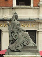 queen victoria statue, croydon