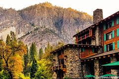 The Ahwahnee Lodge Yosemite