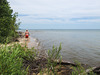 Lake Huron lifestyles.