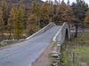 The Gairnshiel Bridge, near Cock bridge