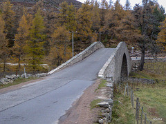 The Gairnshiel Bridge, near Cock bridge