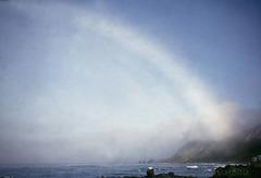 Fog Bow, Macquarie Island