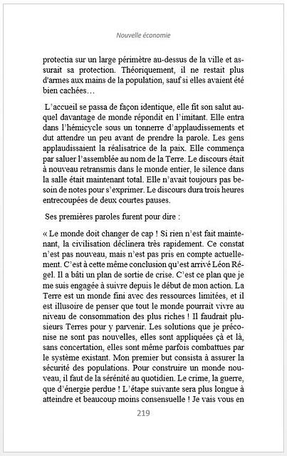Le cancer de Gaïa - Page 219