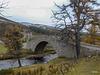 The Gairnshiel Bridge on the Glenshee road