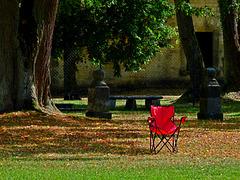 HBM.....ein Stuhl für Heidi :)
