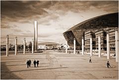 Millenium Centre @ Cardiff Bay
