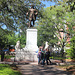 Chippewa Square,   Savannah, Georgia.....USA..  General James Edward Oglethorpe