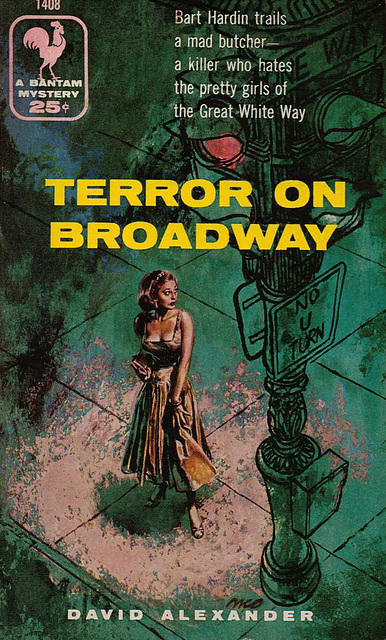 David Alexander - Terror on Broadway