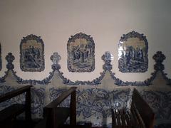 Tiles decoration.
