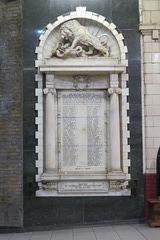 baker st station war memorial (2)