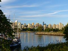 Vancouver von Kitsilano Beach