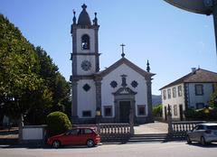 Church of Saint Bartholomew of Campelo.