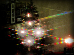 Tele vision Christmas