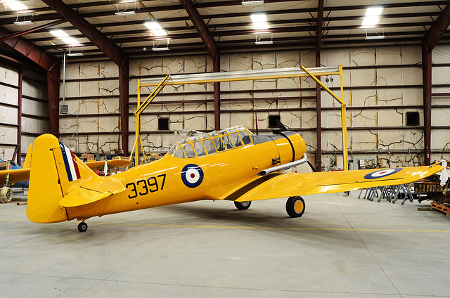 North American BT-14A