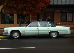 Big Green Caddy