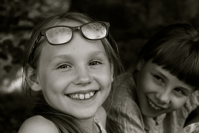 Les 2 soeurs.
