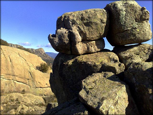 Bedrock! Eternal love.