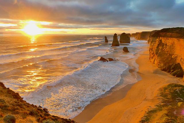 P1260703- Twelves Apostles - Port Campbell national park.  29 février 2020