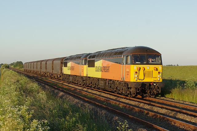 'Boston Steel' Double Header 56302/087 - 30.6.15.
