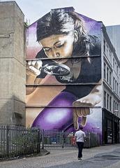 Gotcha! - Mitchell Street, Glasgow
