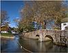 The River Darent at Eynsford, Kent