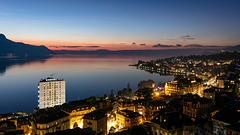 181231 Montreux crepuscule 0