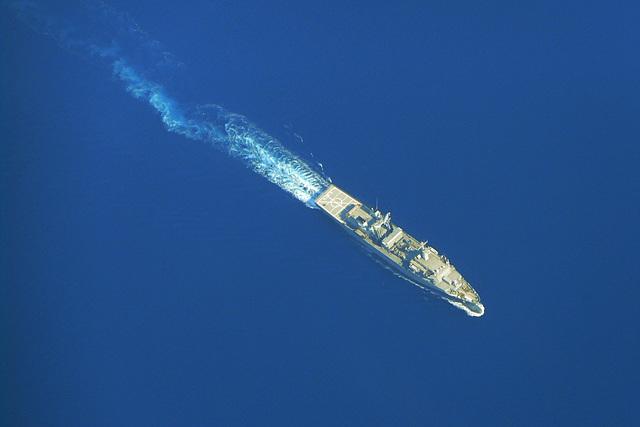 Prometheus A374 @Saronic Gulf