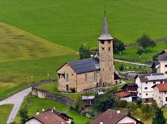 Zillis - St. Martin